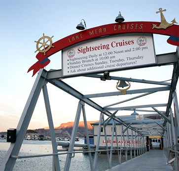 Lake Mead Cruises in Boulder City, NV by Hoover Dam